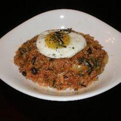 Kimchi Bokeumbab (Kimchi fried rice) @ allrecipes.asia