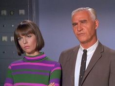 Get Smart: Season 3, Episode 4 The Spirit Is Willing (14 Oct. 1967)    Byron Morrow 	, Agent 37, Barbara Feldon, Agent 99 , Mel Brooks, Buck Henry