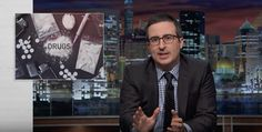 John Oliver Reveals The Origins Of America's Opioid Epidemic - http://houseofcobraa.com/2016/10/24/46934/