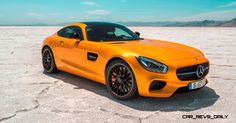 3.7s 2016 Mercedes-Benz AMG GT S Brings 503HP, Alloy Chassis ...