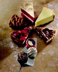 #GODIVA Ultimate Dessert Truffles.   Save room for seconds.