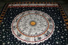 Zodiac Indian Throw Art Tapestry Wall Hanging Hippie Astrology Mandala Bedspread #Handmade #BedspreadTapestry Tapestry Wall Hanging, Bedspread, Astrology, Zodiac, Mandala, Rugs, Handmade, Decor, Art