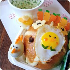 Cuisine Paradise | Singapore Food Blog - Recipes - Food Reviews - Travel: Happy Egg-Citing Easter!