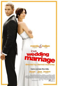 Pin for Later: 101 Romantic Movies You Can Stream on Netflix Tonight Love, Wedding, Marriage Mandy Moore and Kellan Lutz star as newlyweds dealing with parental relationship drama in the romantic comedy Love, Wedding, Marriage.