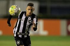 """BotafogoDePrimeira: Bruno Silva desabafa após chances: """"Depois sobra p..."""