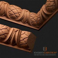 Houtsnijlijsten, houtsnijwerk, Schnitzleisten, wooden cornices
