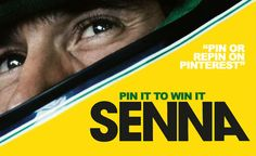 Win 'Senna' on a region free Blu-Ray. Pin or Repin this image. http://www.redbullintern.com/pin-it-to-win-it/ #Competition #Giveaway