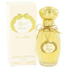 Grand Amour by Annick Goutal Eau De Toilette Spray 3.4 oz