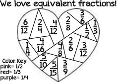 Fun activity for the week of Valentine's Day! Students