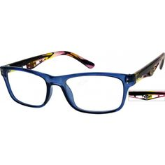 87c9f54d0f12 Classic design is updated with the modified wayfarer look of this plastic  full-rim frame