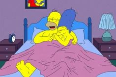 Homero y Marge Simpson se divorciaran