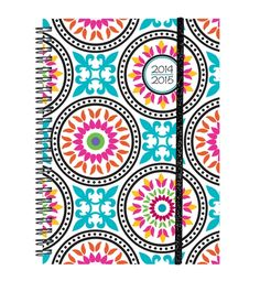 Sugarland Medium Weekly/Monthly Planner by Studio C. New style just added! #backtoschool #planners