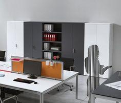 Zefiro .sys by ALEA | Cabinets
