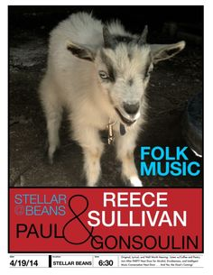 REECE SULLIVAN Live in Lake Charles at Stellar Beans!