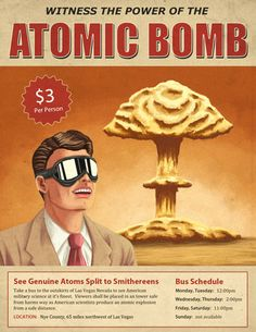 KNPR's State of Nevada -- Atomic Tourism In Las Vegas