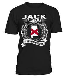 Jack, Alabama - It's Where My Story Begins #Jack