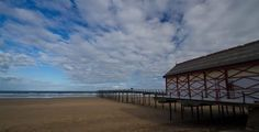 Saltburn pier. Canon 7D 10mm F13.
