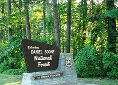Daniel boone national forest ky research inspiration for Daniel boone national forest cabins