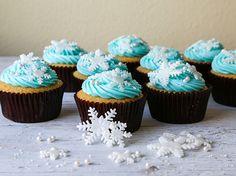 Disney Frozen Cakes | Other decor used: edible pearl sugar , sanding sugar
