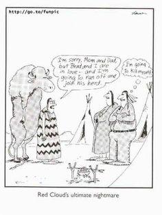 """""""The Far Side"""" von Gary Larson. Comics Und Cartoons, Far Side Cartoons, Far Side Comics, Cartoon Jokes, Funny Cartoons, Funny Comics, The Far Side, Gary Larson Far Side, Gary Larson Cartoons"""