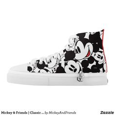 Mickey & Friends | Classic Mickey Pattern