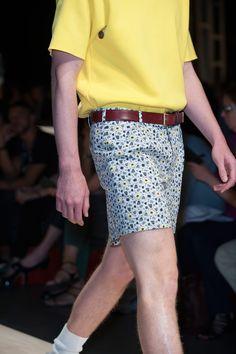 Canali Spring 2015 Menswear.