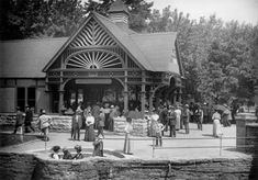 Soda Springs Pavilion 1800's Manitou Springs Colorado City, Moving To Colorado, Colorado Homes, Colorado Springs, Old Pictures, Old Photos, Antique Photos, Vintage Pictures, Summer