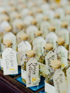 How To Transform A Miami Venue Into Mediterranean Celebration Wedding Favors