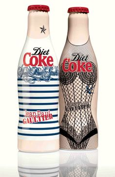 Diet Coke Night and Day by Jean Paul Gautier