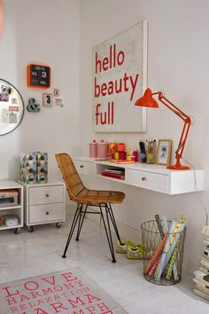 roomor!: Kid's desk, back to school, Tommebel.pl, office area, made in poland