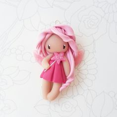 Pink Fairy - Madame Manon