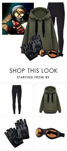 """ticci toby"" by bradey-5 ❤ liked on Polyvore featuring NIKE"