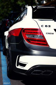 Mercedes Benz C63 AMG Black Series