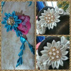 Mis flores de kansashi