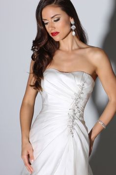 Style *12862* DORIS » Wedding Dresses » Fall 2014 Collection » by Cristiano Lucci
