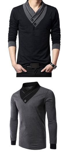 Men's Holiday Going out Casual/Daily Work Club Vintage Simple Chinoiserie Fall Winter Polo