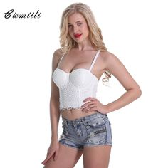CIEMIILI 2017 Solid Lace Women Tops White Red Black Cocktail Evening Party Fashion Spaghetti Strap Bodycon Club Wear Crop Tops -  Buy online CIEMIILI 2017 Solid Lace Women Tops White Red Black Cocktail Evening Party Fashion Spaghetti Strap Bodycon Club Wear Crop Tops only US $28.45 US $18.78. We give you the information of finest and low cost which integrated super save shipping for CIEMIILI 2017 Solid Lace Women Tops White Red Black Cocktail Evening Party Fashion Spaghetti Strap Bodycon…