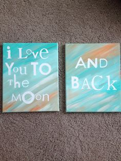 Canvas Art on Etsy, only $12.00