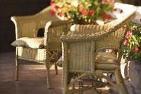 The Best Way to Paint Wicker | eHow