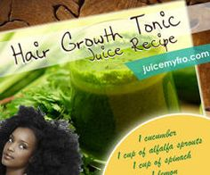 The average American eats 1-2 serving of veggies and fruit per day. That won't make your hair grow long.