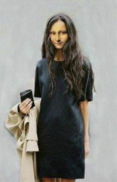 Mona Lisa Smile, Mona Lisa Drawing, Mona Lisa Images, Safety Rules For Kids, Mona Friends, Mona Lisa Parody, Aesthetic Drawing, Stunning Photography, Character Design