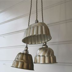 Lampe aus Kuchenform (Bild: remodelista.com)