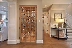 Bayshore drive - traditional - wine cellar - orange county - Patterson Custom Homes