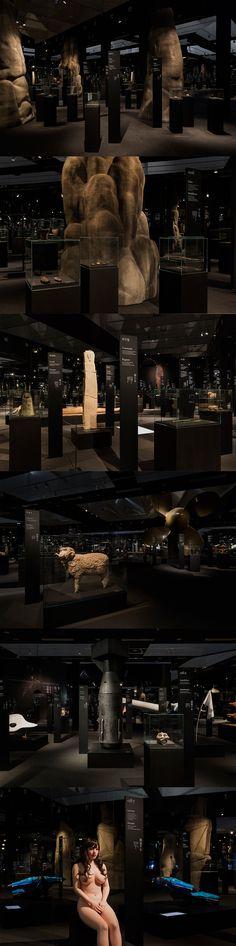 イタリアミラノのトリエンナーレ美術館にて イタリア人建築家アンドレア ブランツィと原研哉による 展覧会「Neo Preistoria 100 verbi: 新先史時代 100の動詞」が開催されています。 20年ぶりに復活したミラノトリエンナーレのメインエキジビション。 2016年9月12日(月)まで。お近くにお越しの際はぜひお立ち寄りください。  Date: Saturday, April 2-Monday, September 12 10:00am-8:30pm  *closed every Monday, except last day. Venue: Triennale Design Museum, Viale Alemagna, 6, 20121. Milano.