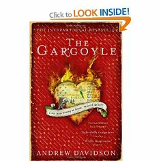 The Gargoyle by Andrew Davidson. A book club choice that we all loved. Gothic romance that makes me want to start my gargoyle collection.