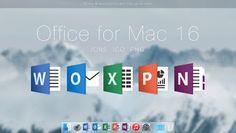 UNIVERSO NOKIA: Microsoft Propone Office 2016 per Mac