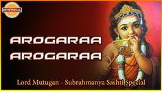 Lord Murugan Tamil Popular Devotional Songs | Arogaraa Arogaraa Tamil Au...