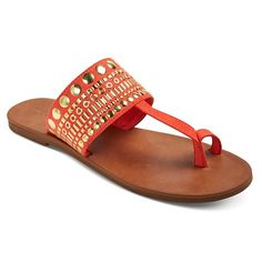 508296abfb10 Women s Cornelia Thong Sandals in Coral Me Too Shoes