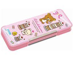 Amazon.com : San-X Rilakkuma Soft pen case PY47001 : Office Products