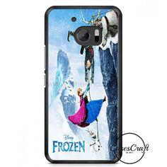 Frozen Elsa Purple Dress HTC One M10 Case